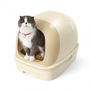 ドームタイプ猫トイレ