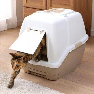 個室タイプ猫トイレ